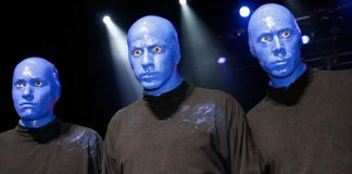 Blue Man Group Bogota