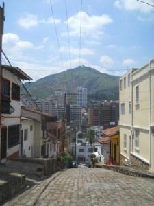 San Antonio Cali Colombia