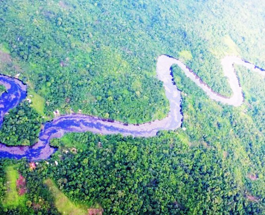 Colombian environmental catastrophies