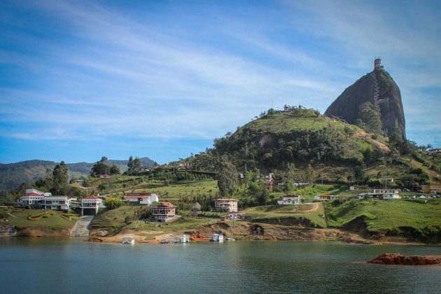 Antioquia Colombia, Guatapé Colombia