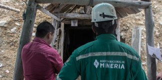 Illegal mining Colombia