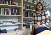Ana María Ibáñez, post-peace economy