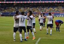 Colombia Copa America, La Selección