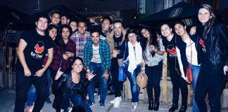 Bar Crawl Bogotá