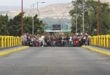 Colombia Venezuela Border