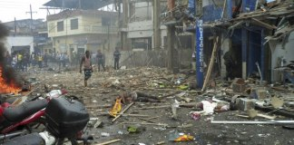 Tumaco, Colombian peace process
