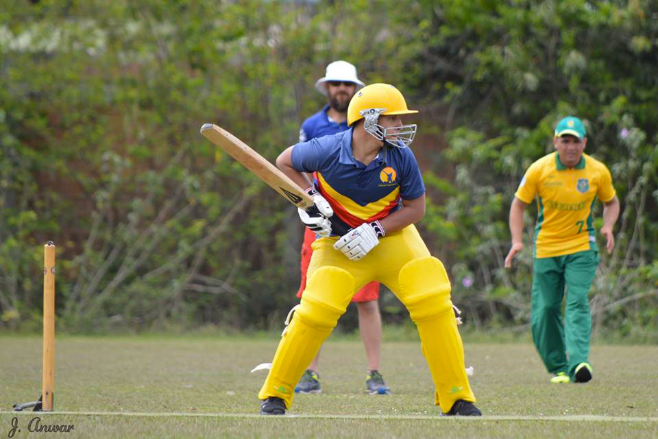 Colombia fifth at South American Cricket Championships 2016