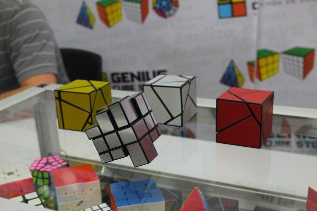 SOFA 2016, Genius Cube Store Bogotá