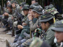 Colombian conflict, FARC soldiers, reintegration,