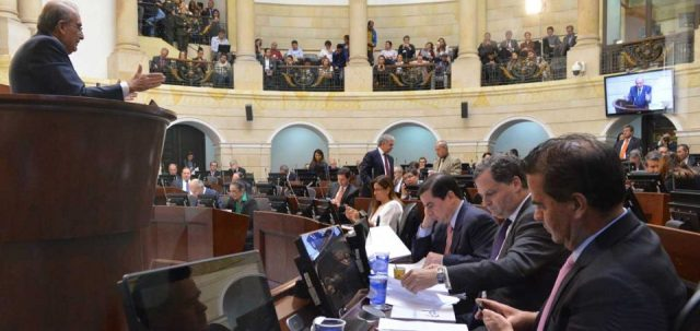 Colombian peace deal, Colombian peace process, Humberto de la Calle