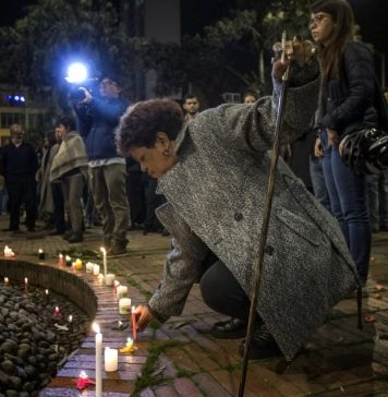 Activists deaths Colombia