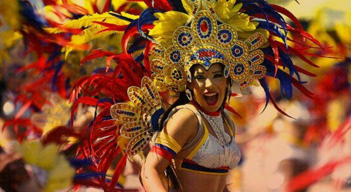 Colombian festivals, Carnaval de Barranquilla