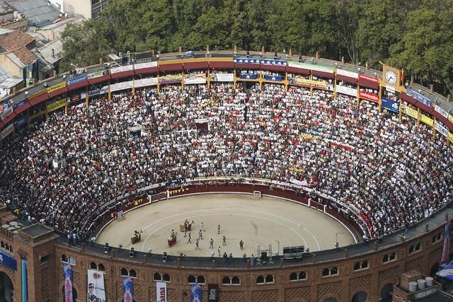 Plaza de Toros la Santamaria, Bullfighting Bogotá, Corrida del Toros Bogotá