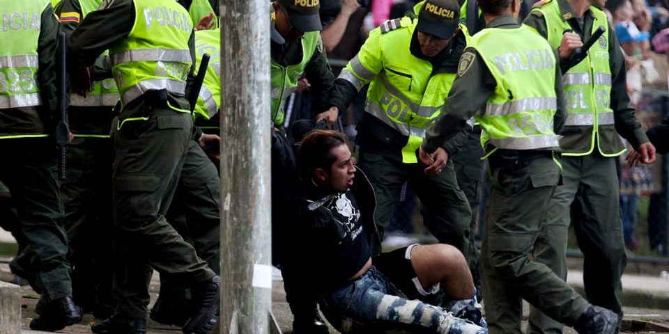 Decoding the new Colombian Police Code