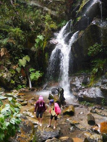 Hiking Bogotá, Hill walking Bogotá, Quebrada Las Delicias, Bogotá's Mountain trails