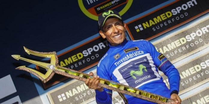 Nairo Quintana, los escarabajos Colombian cycling
