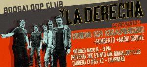 RUIDO en Chapinero @ Boogaloop Club | Bogotá | Bogotá | Colombia