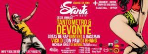 La Santa Fiesta -Tanto Metro and Devonte @ Bolera San Francisco | Bogotá | Bogotá | Colombia