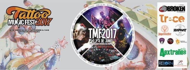 Tattoo Music Fest Bogotá 2017