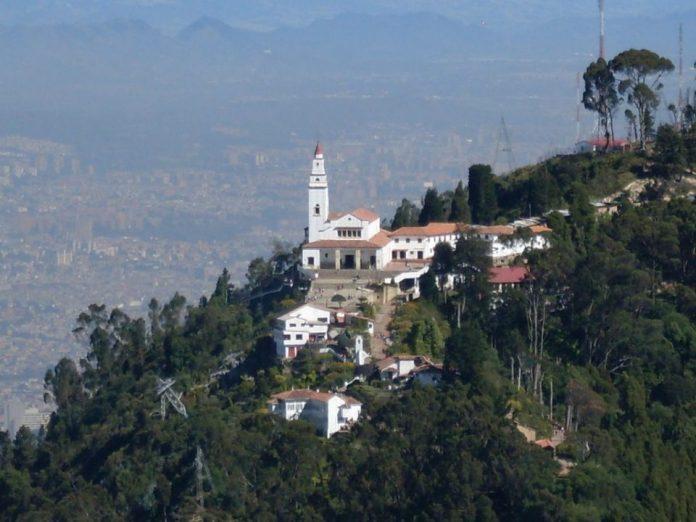 Bogotá churches, Santuario de Monserrate