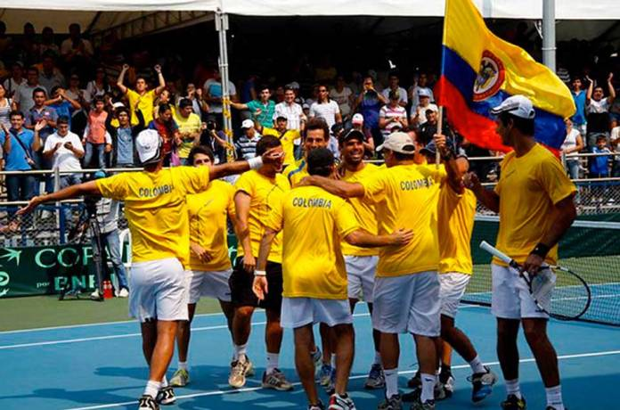 Davis Cup Colombia