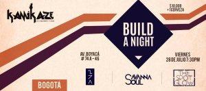 Build A Night! - Noche de Indie Electrónico @ Kamikaze Restaurante Bar | Bogotá | Bogotá | Colombia