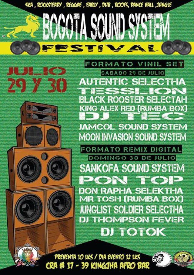 Bogota Sound System FEST