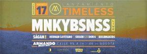 MNKYBSNSS in Bogota @ Armando Music Hall   Bogotá   Bogotá   Colombia