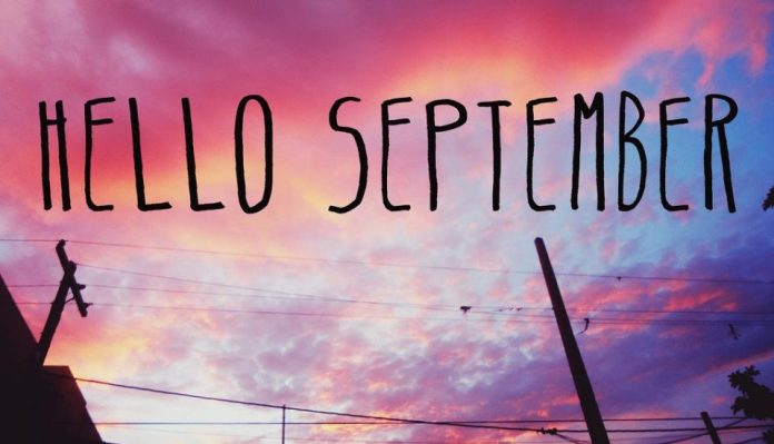 Image result for september comes