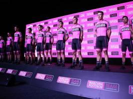 Colombian cyclists, Nairo Quintana, Rigoberto Urán, Esteban Chavez