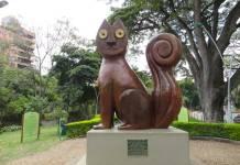 Cali Colombia, El Gato del Río