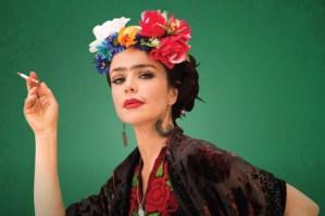 Flora Martínez as Frida @ Teatro Nacional La Castellana | Bogotá | Bogotá | Colombia