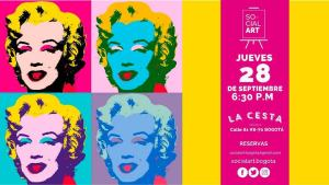Social Art Edición POP ART @ La Cesta - Café Local | Bogotá | Bogotá | Colombia