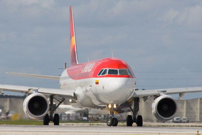 Avianca pilot strike