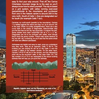 Bogotá guidebook