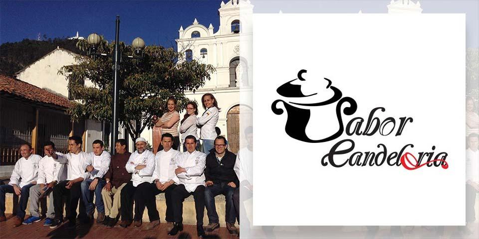 Enjoy Bogotá's cuisine at Sabor Candelaria