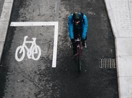 Cycling in Bogotá