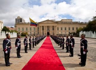 """Rodrigo Londoño, alias """"Timochenko"""" has set his eyes on a 4-year term at the Palacio de Nariño."""