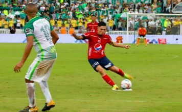 Liga Águila quarterfinals
