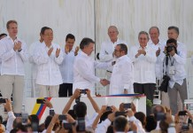 election, farc, timochenko, peace process