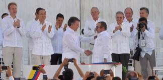 election, farc, timochenko, peace process