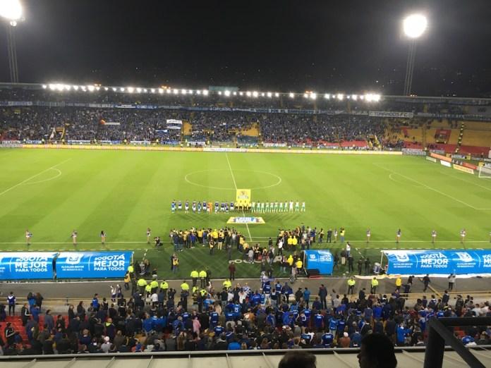 Liga Águila players
