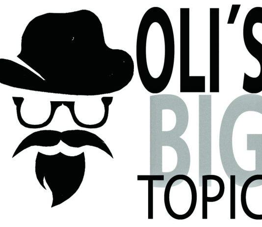 Oli's Big Topic