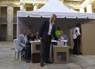 Colombian election