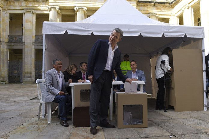 Colombia elections