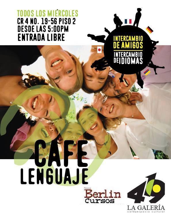 Cafe Lenguaje