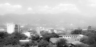 pollution in Medellin
