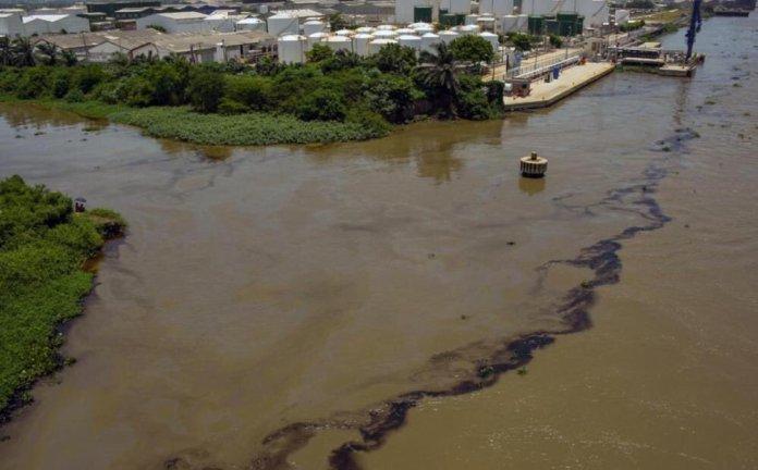 Oil Spill, La Lizama