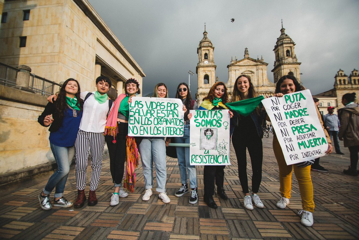Colombia's Constitutional Court rejects time limits on abortion