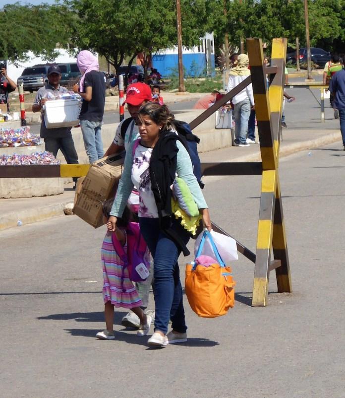 international emergency, Colombian-Venezuelan border